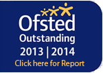 Ofsted Oustanding Schiik 2013 | 2014