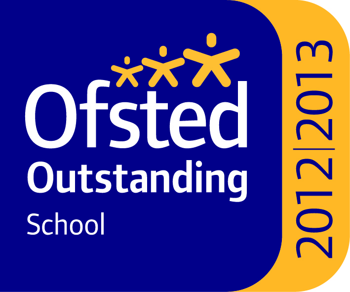 Ofsted Outstanding School 2012 | 2013