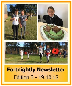 Newsletter 1819 Edition 3