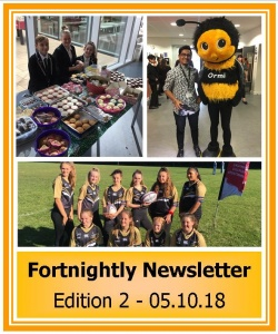 Newsletter 1819 Edition 2