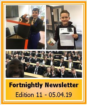 Newsletter 1819 Edition 11